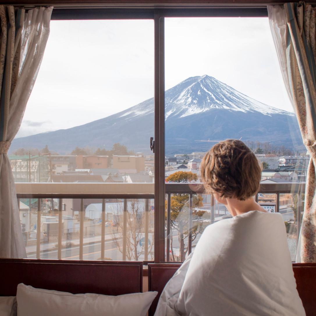 Mt. Fuji Room